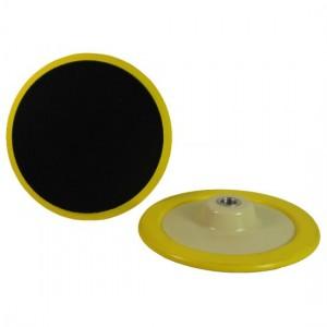 FLEX-O YELLOW HD VELCRO BACKING PLATE