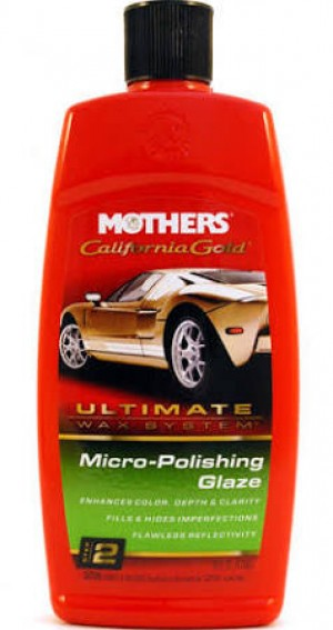 Mothers California Gold Micro-Polishing Glaze