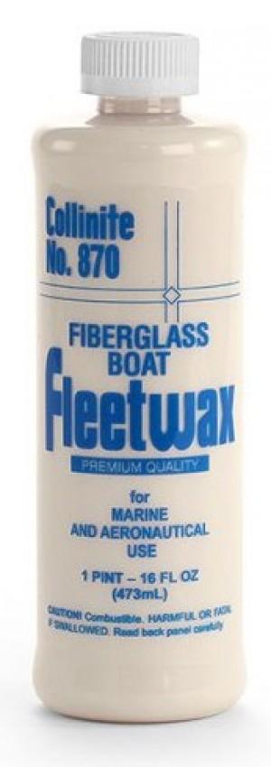 No. 870 Liquid Fleetwax (1 pint/ 16 oz)