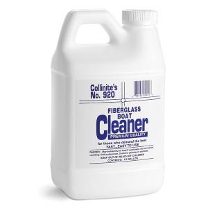 No. 920 Fiberglass Boat Cleaner (1/2 gallon)