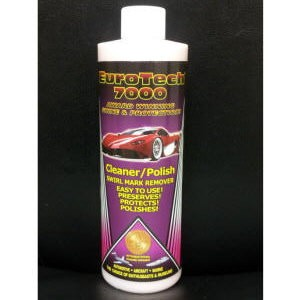 EuroTech 7000 Cleaner/Polish 32 oz.