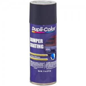 Duplicolor Flexible Bumper Coating Dark Charcoal