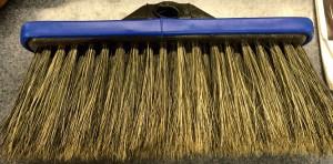 """10"""" Hog Hair Wash Brush w/Bumper (very-soft)"""