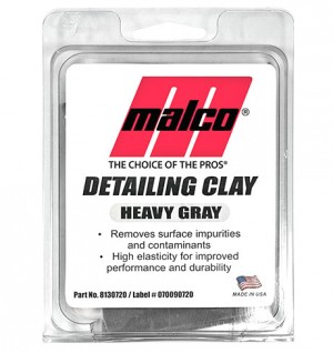 Overspray Clay Gray Heavy Cut Bar