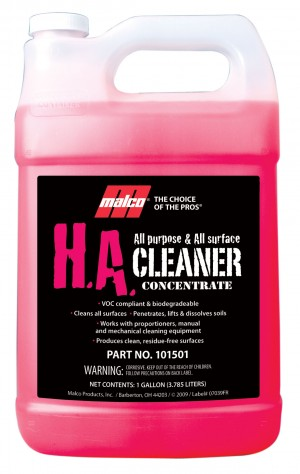 H/A Concentrate Cleaner (1Gal)