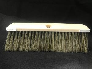 """14"""" Hog Hair Wash Brush w/ bumper (very-soft)"""