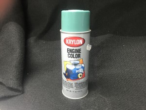 Krylon Ford Green Engine Paint