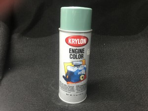 Krylon GM Alpine Green Detroit Diesel Engine Paint