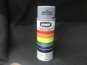 Armor Sandable Gray Primer