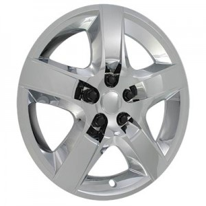 "Wheel Covers: Premier Series: 435 Silver (17"")"