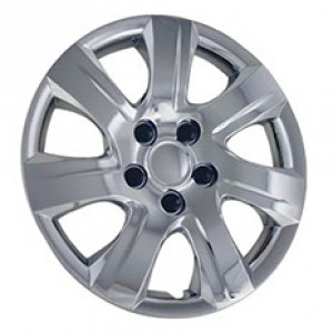 "Wheel Covers: Premier Series: 445 Chrome or SIlver (16"")"