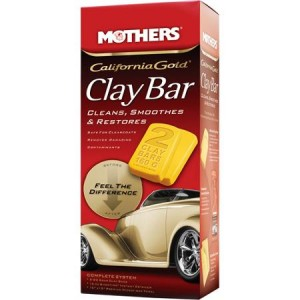 Mothers California Gold Clay Bar System