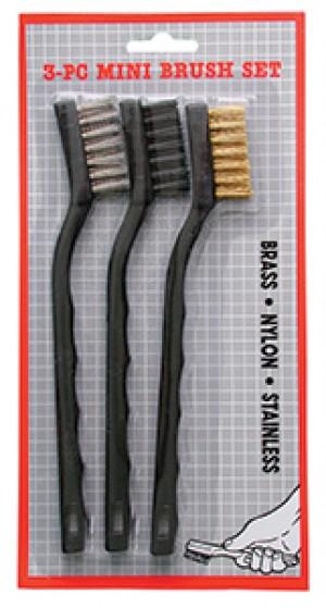 Magnolia 280 3 Piece Mini Brush Set