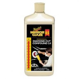 Meguiar's Diamond-Cut 2.0 Compound, 32 fl oz