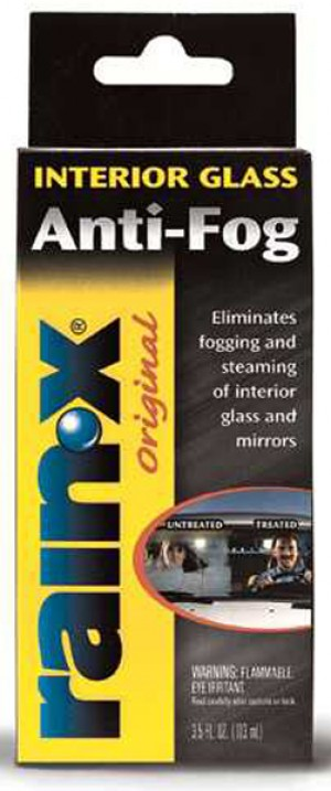 Rain‑X Interior Glass Anti-Fog 3.5 FL. OZ.