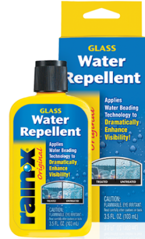 Rain‑X Original Glass Water Repellent 3.5 Fl. OZ.