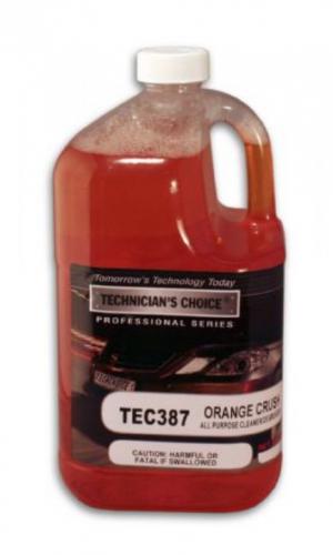 TEC387 Orange Crush All Purpose Cleaner
