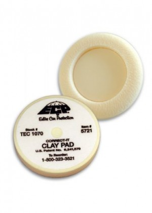 TEC1070 Correct-It Clay Pad