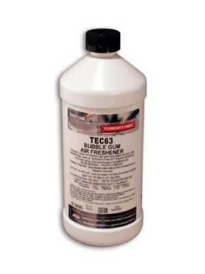 TEC63 Water-Based Air Freshener-Bubble Gum (Gallon)